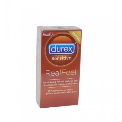 DUREX REAL FEEL DUPLO 2 X...