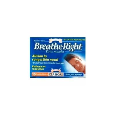 BREATHE RIGHT (RHINOMER)...