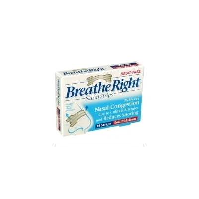 BREATHE RIGHT...