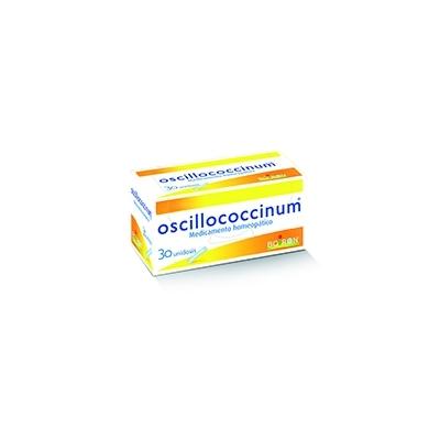 OSCILLOCOCCINUM 30 DOSIS