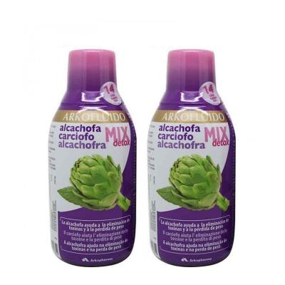 arkofluido alcachofa mix duplo