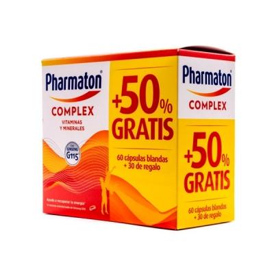 PHARMATON COMPLEX CAPSULAS...