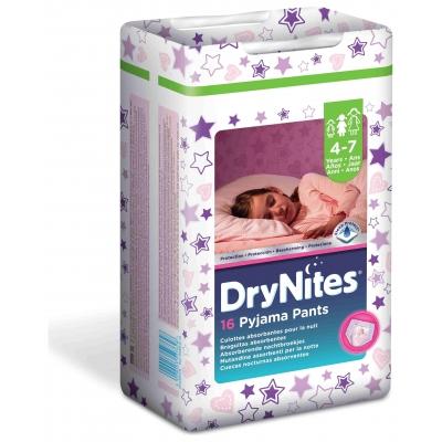 DRY NITES 17-30KG 4-7 NIÑA